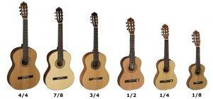 Klassische Gitarren
