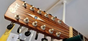 Western Gitarre 12-saitig