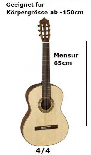 4/4 Klassische Gitarren